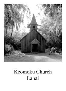 Page 66 Keomoku Church Lani