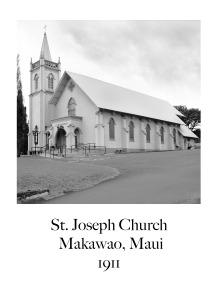 St Joseph Maui copy