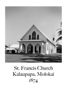 St. Francis Molokai copy