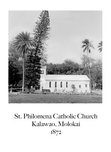 St. Philomena Molokai copy