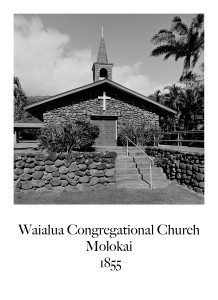 Waialua Congregational Church Molokai