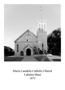 page 17  Maria Lanakila Catholic Lahaina Maui