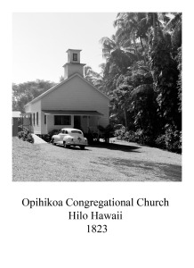 page 28 Opihikoa Congregational Church Hilo Hawaii