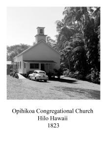 page 28 Opihikoa Congregational Church Hilo Hawaii