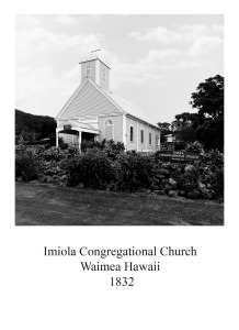 page 29 Imiola Congregational Waimea Hawaii