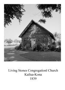 Living Stones Congregational Kona Hawaii
