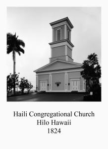 page 32 Haili Congregational Church Hilo Hawaii