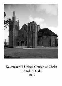 page 43 Kaumakapili Unit Church of Christ Honolulu Oahu