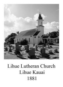 page 57 Lihue Luthern Church Lihue Kauai