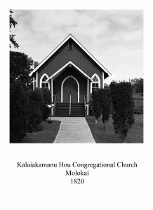page 72 Kalaiakamanu Hou Congregational Church Molkai