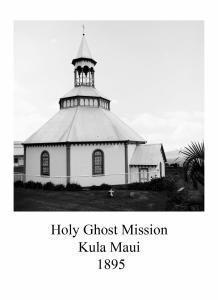 page 9  Holy Ghost Mission Kula Maui