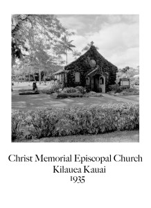 Christ Memorial Kauai