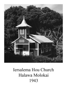 page 71 Iersalema Hou Church Halawa Molokai copy